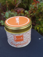 Gingerbread Soy Tin Scented Candle