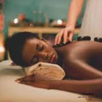 Kaneya Hot Stone Back Massage
