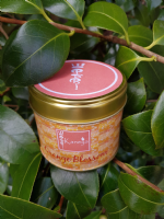 Orange Blossom Soy Tin Scented Candle