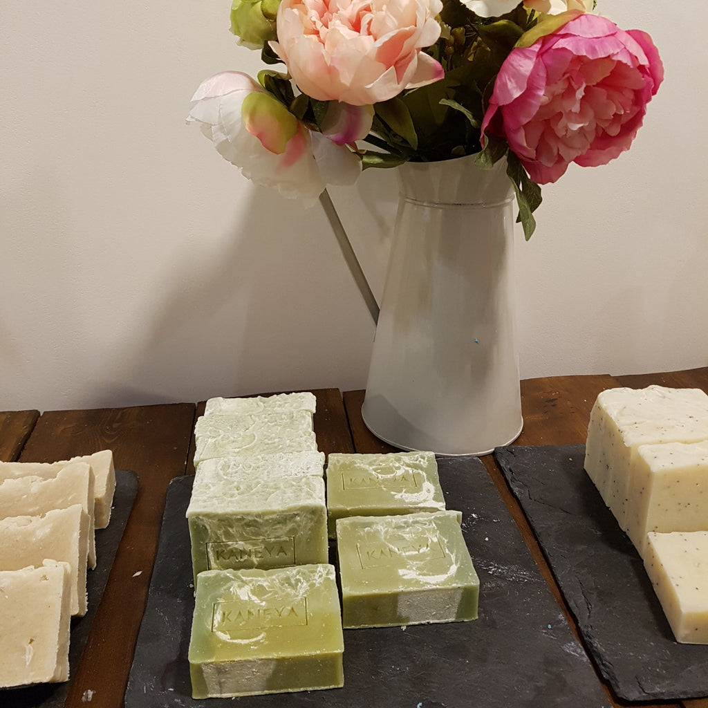 Laurel Bay & Aloe Vera Handmade Soap