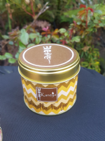 Vanilla Fudge Soy Tin Scented Candle