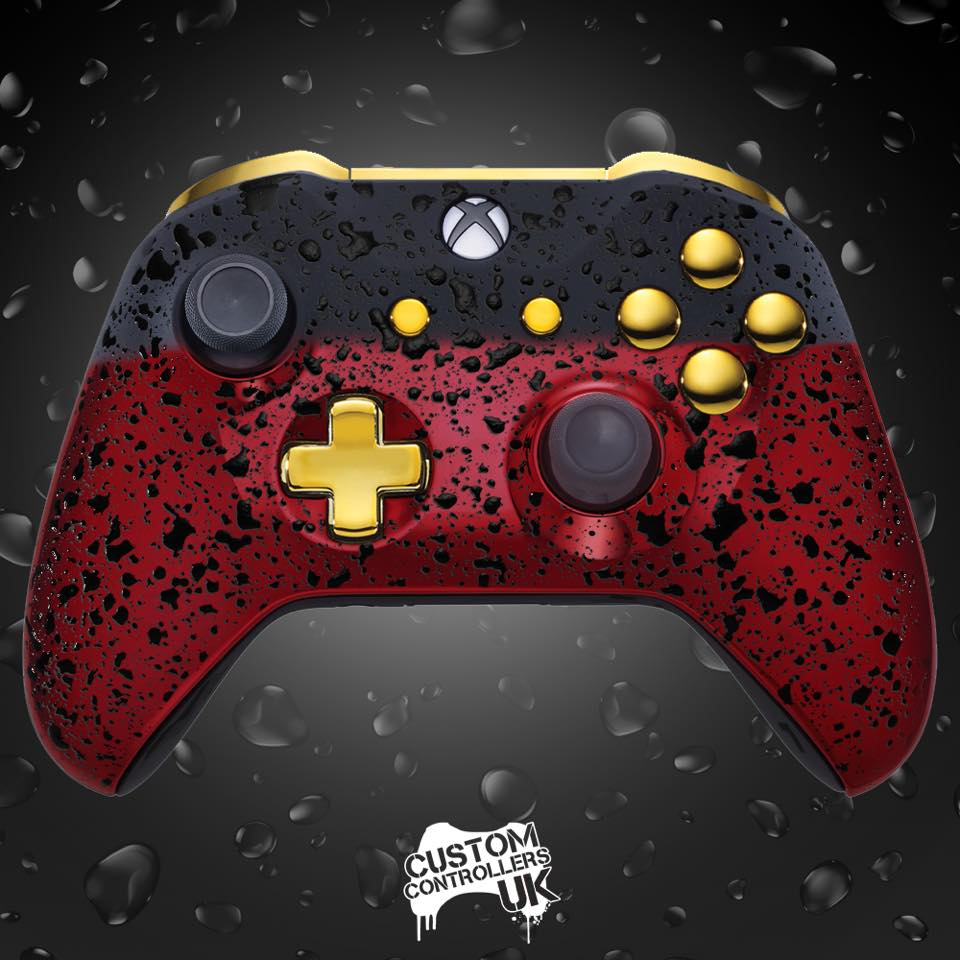 3D Red Shadow Xbox