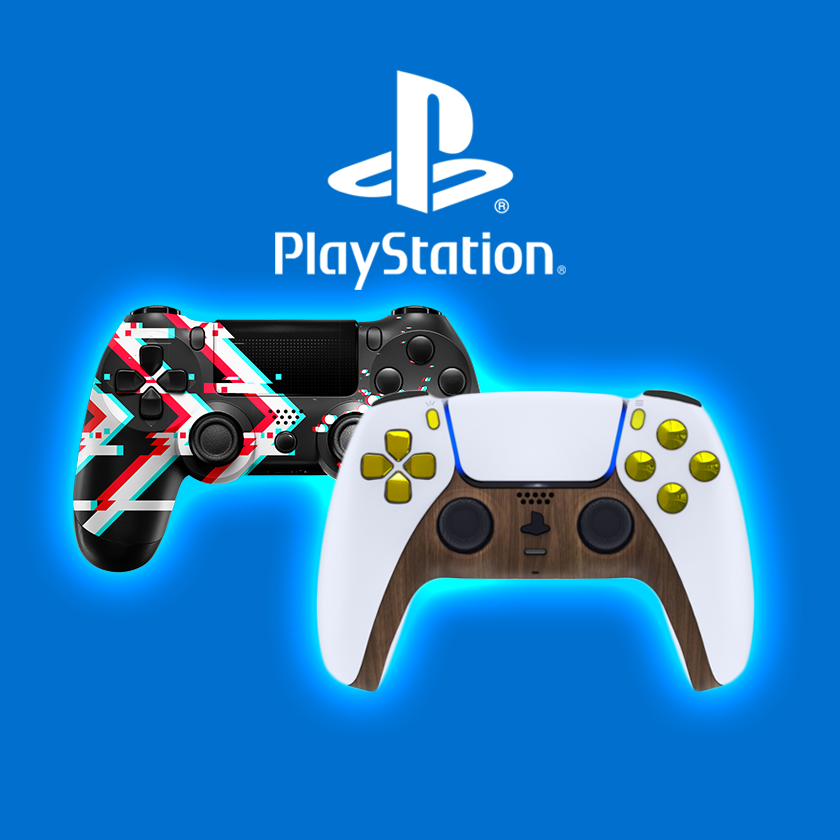 Custom PlayStation Controllers