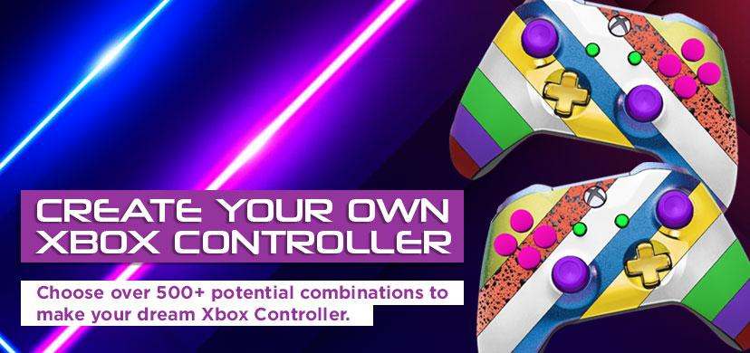 Create-Your-Own-Xbox