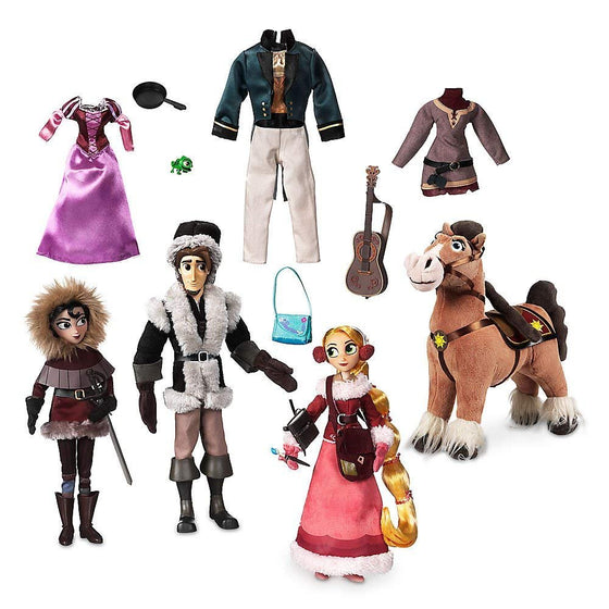 Disney Tangled: the Series Deluxe Doll Set