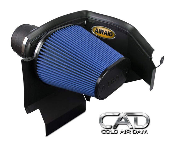 Airaid 353-210 Intake System with SynthaMax Blue Dry Filter