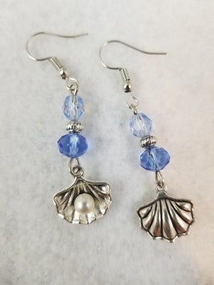 Blue #10 Earrings