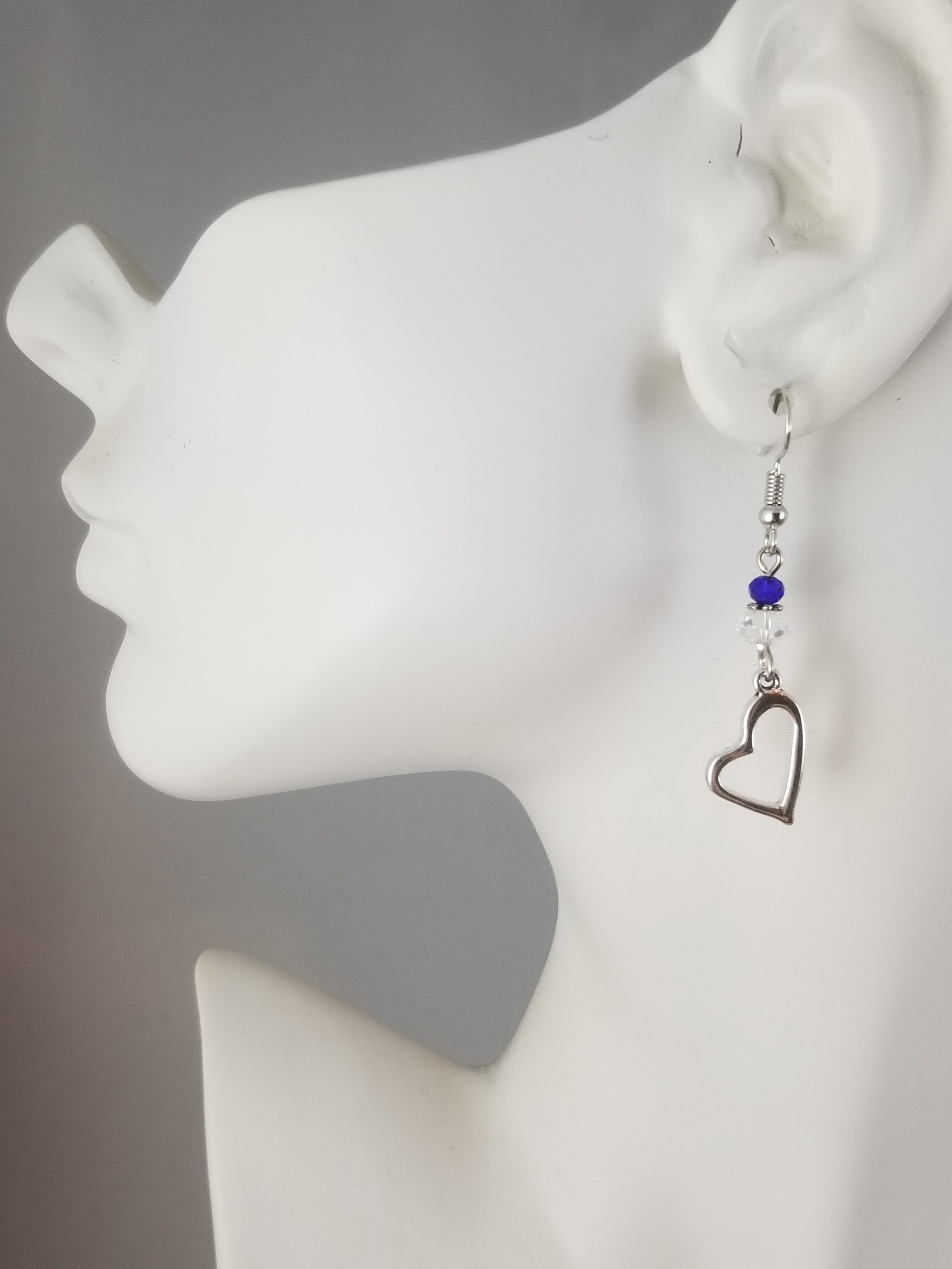 Blue #38 Earrings