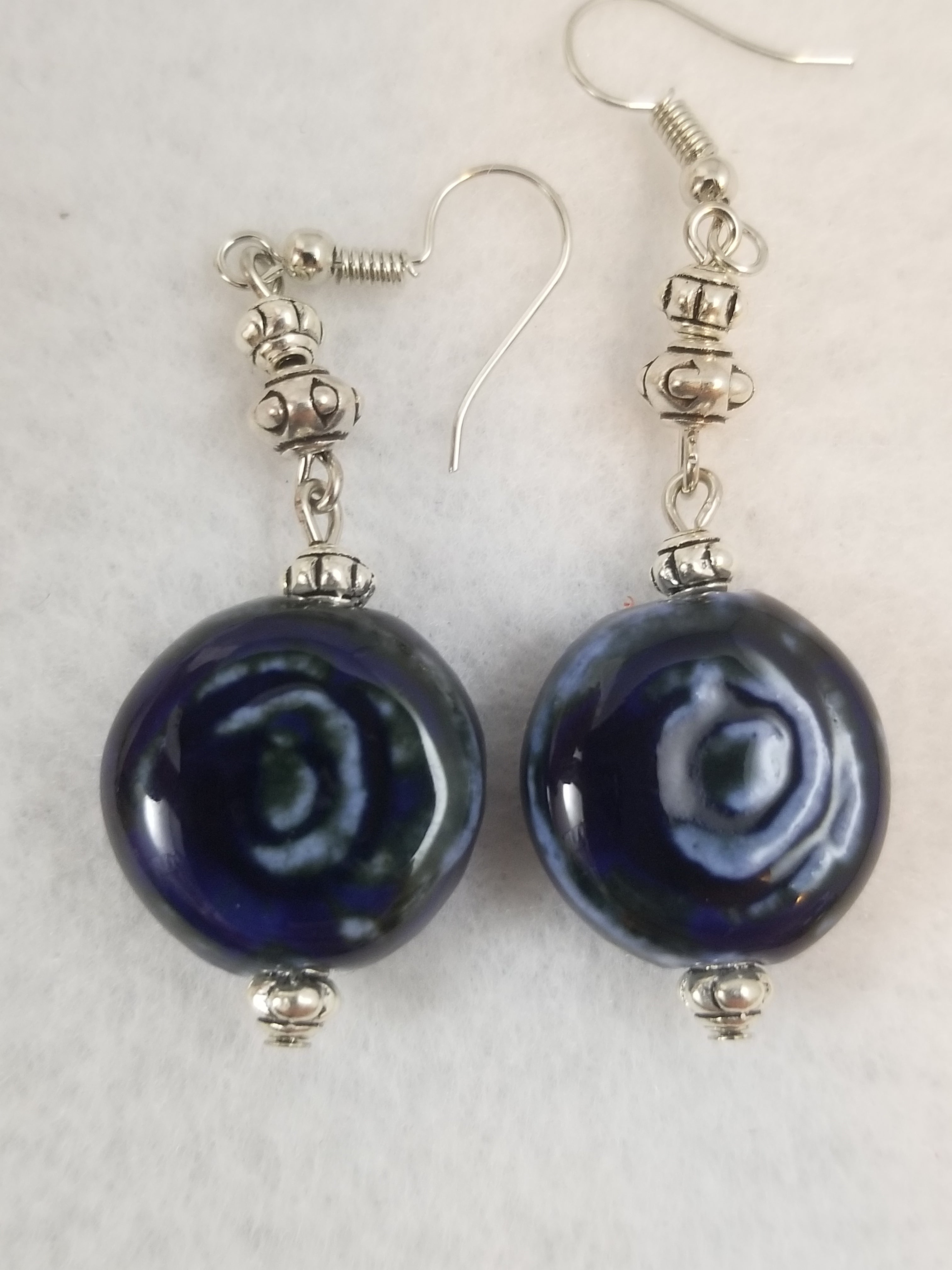 Blue #39 Earrings