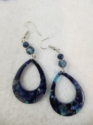 Blue #3 Earrings