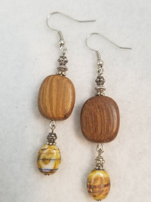 Brown #11 Earrings
