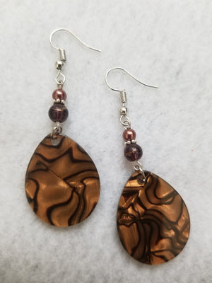 Brown #39 Earrings