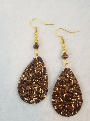 Brown #4 Earrings