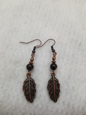 Brown #79 Earrings