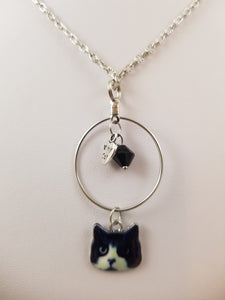 Cat Love 16 Simply Charming Necklace