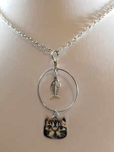Cat Love 10 Simply Charming Necklace