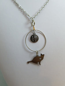 Cat Love 5 Simply Charming Necklace