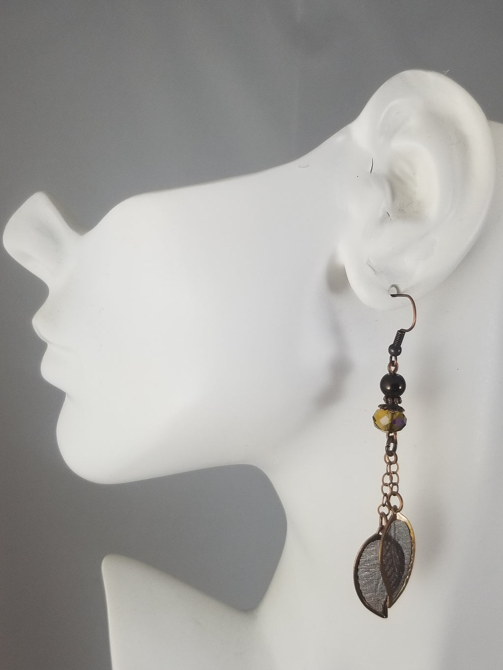 Copper #3 Earrings