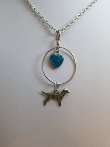 Dog Love Simply Charming Necklace