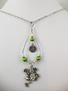 Froggy Simply Charming Necklace