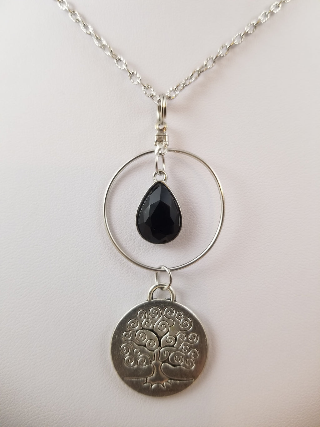 Midnight Tree Simply Charming Necklace