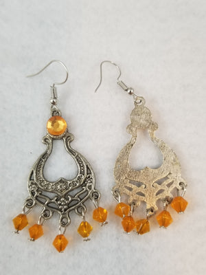 Orange #12 Earrings
