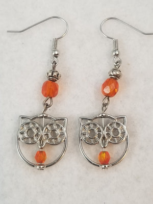 Orange #5 Earrings