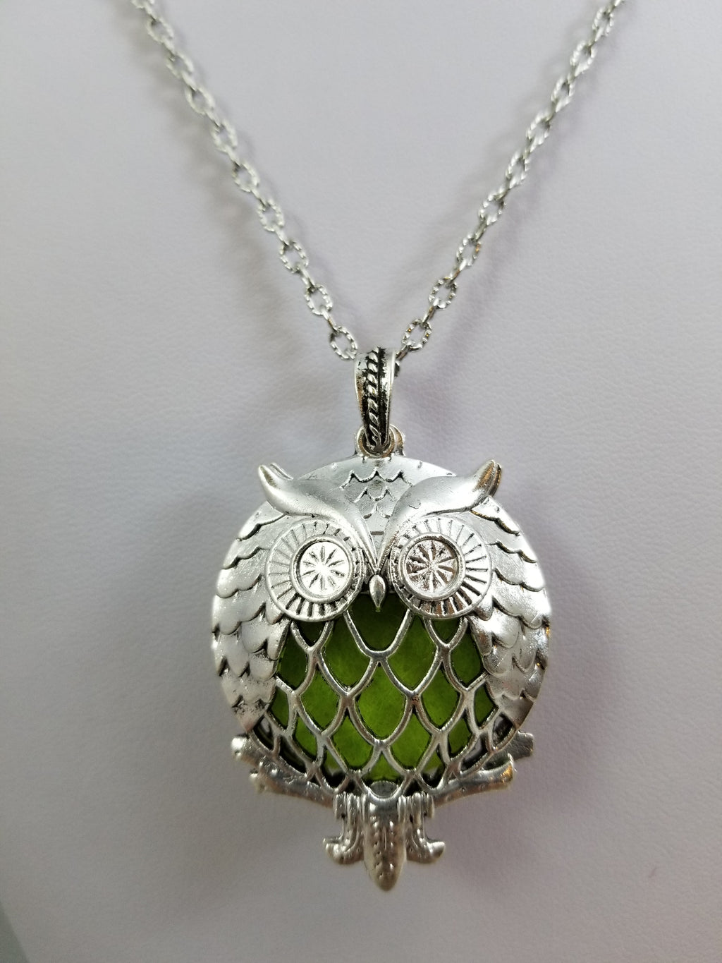 Owl Diffuser Locket