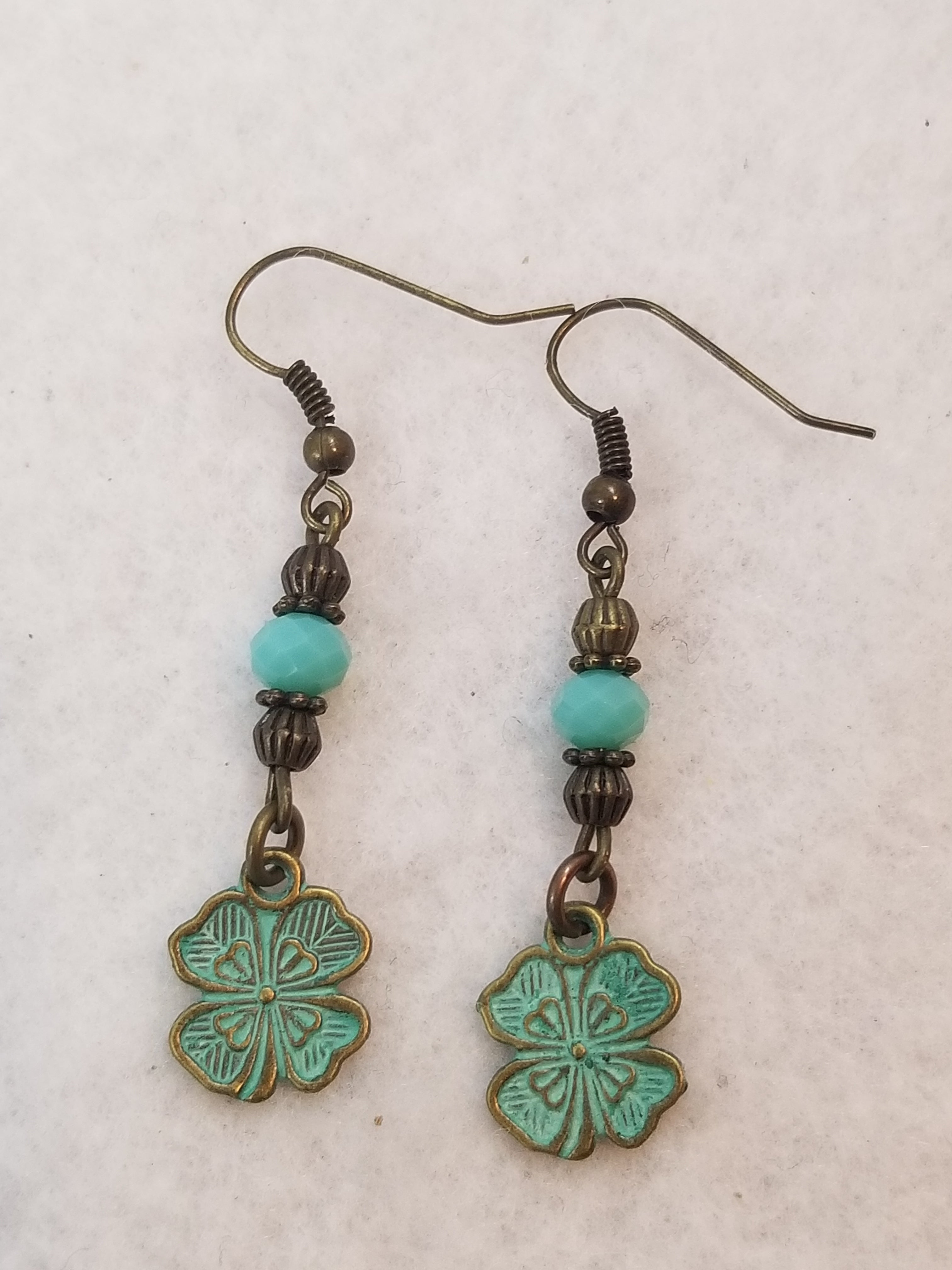 Patina Earring #10 Earrings