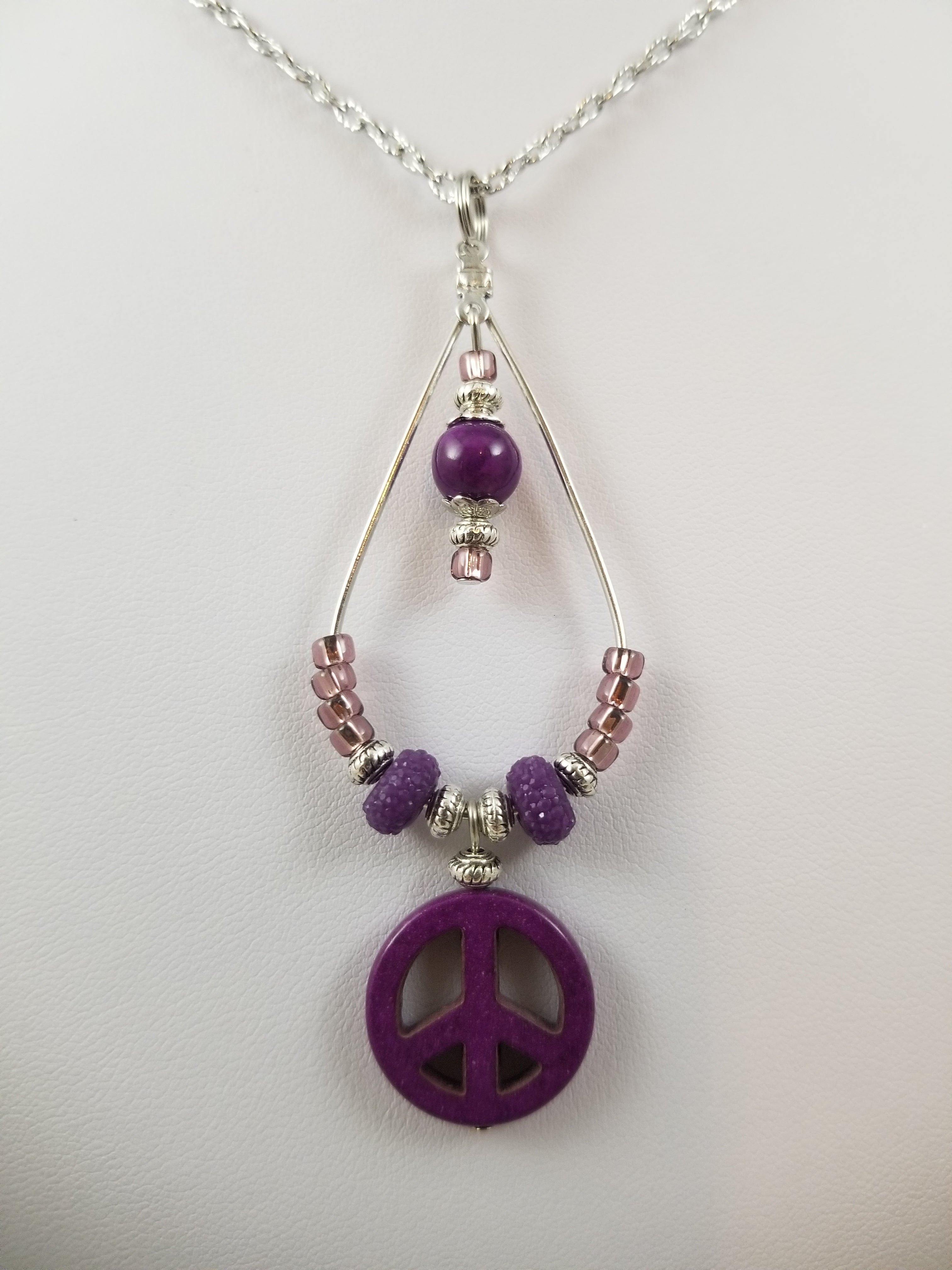 Peaceful Simply Charming Necklace