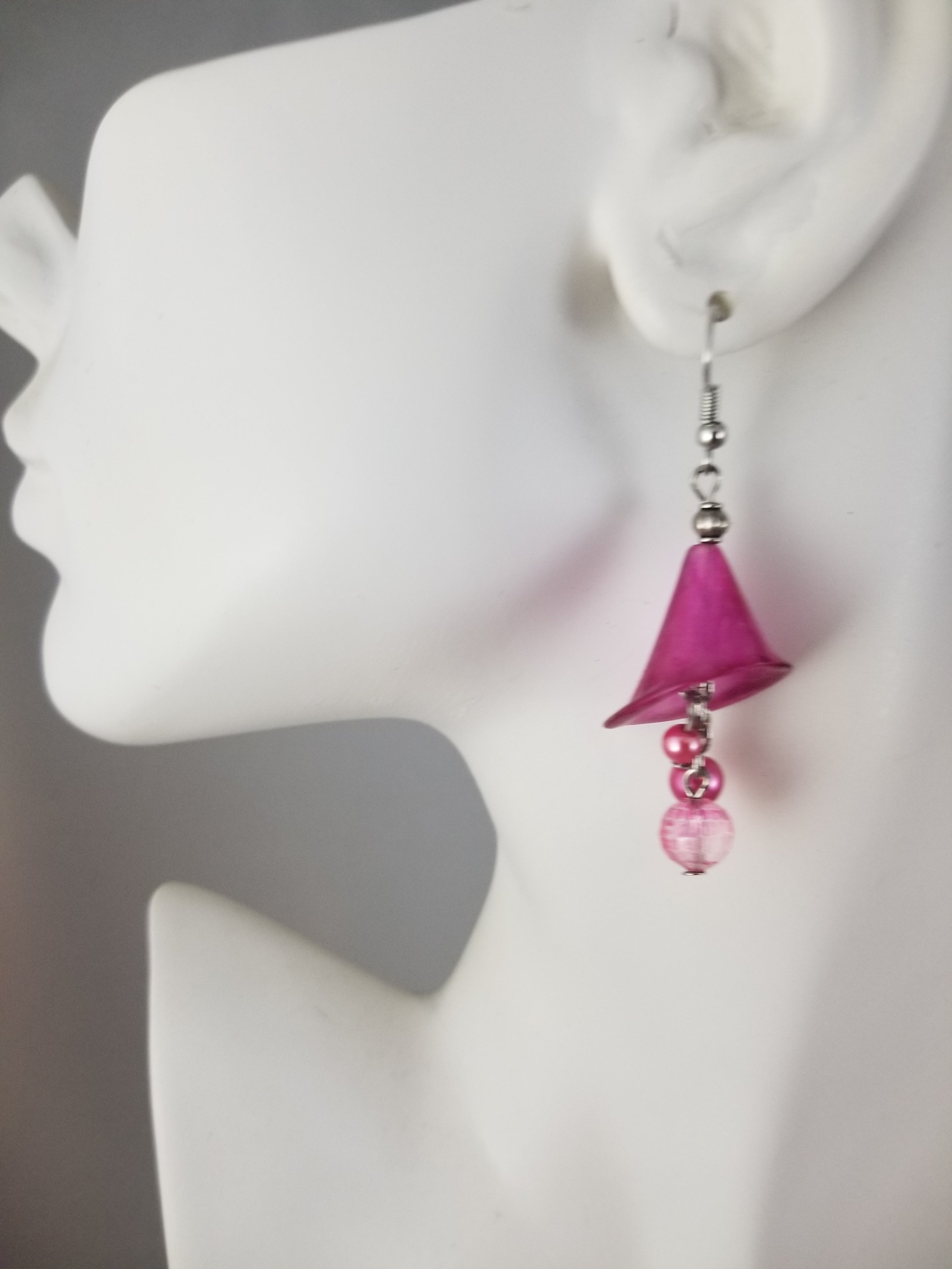 Pink #3 Earrings