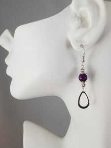 Purple #10 Earrings