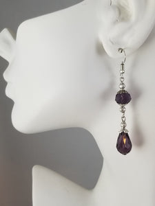 Purple #11 Earrings