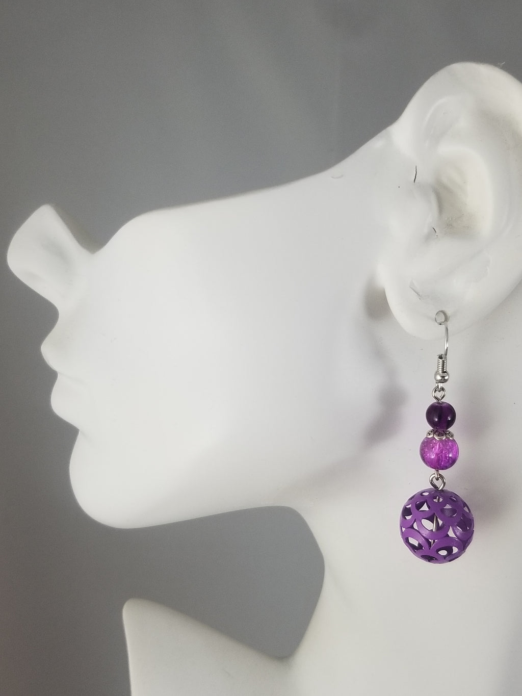 Purple #2 Earrings