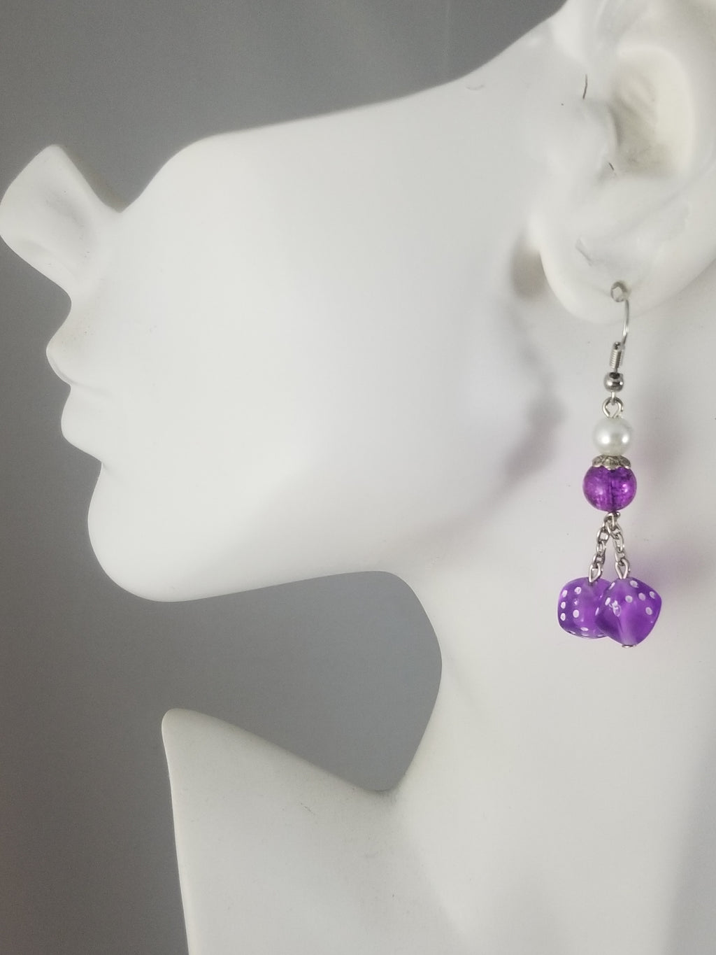 Purple #3 Earrings