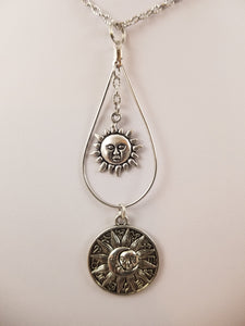 Sun and Moon Simply Charming Necklace