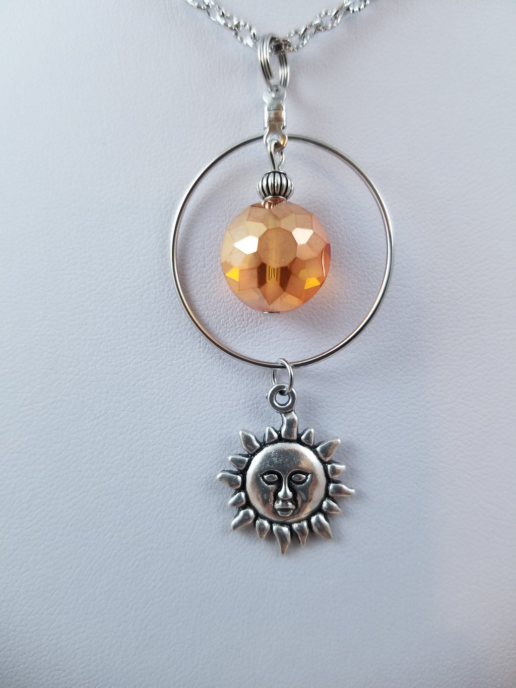 Sunset Simply Charming Necklace