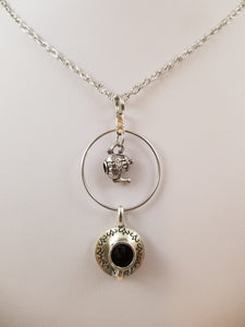 Tea Time Simply Charming Necklace