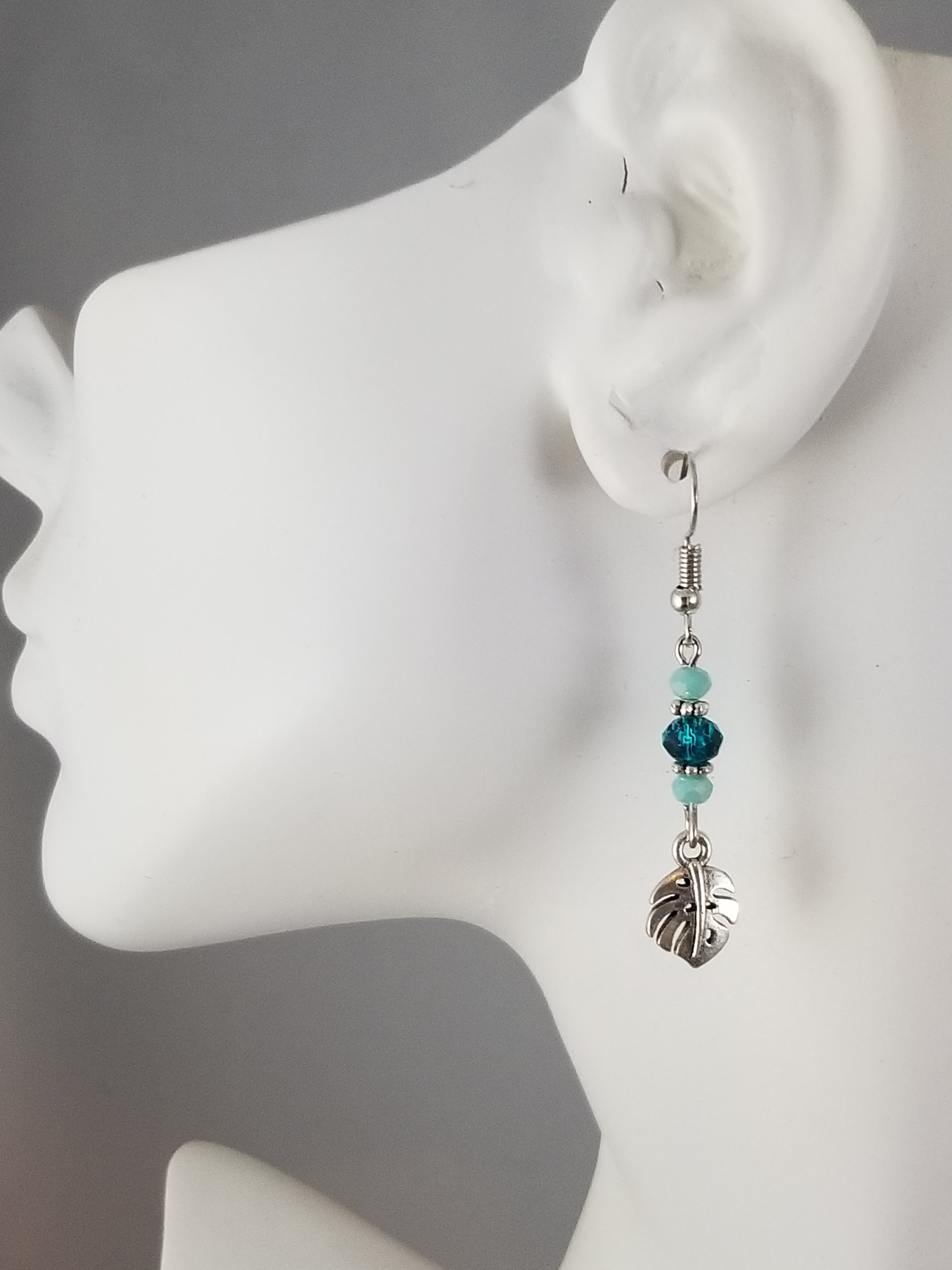 Turquois Color #10 Earrings
