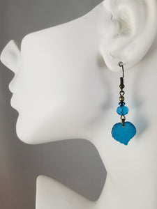 Turquois Color #11 Earrings