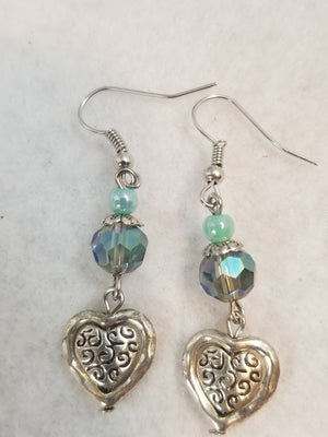 Turquois Colored #15 Earrings