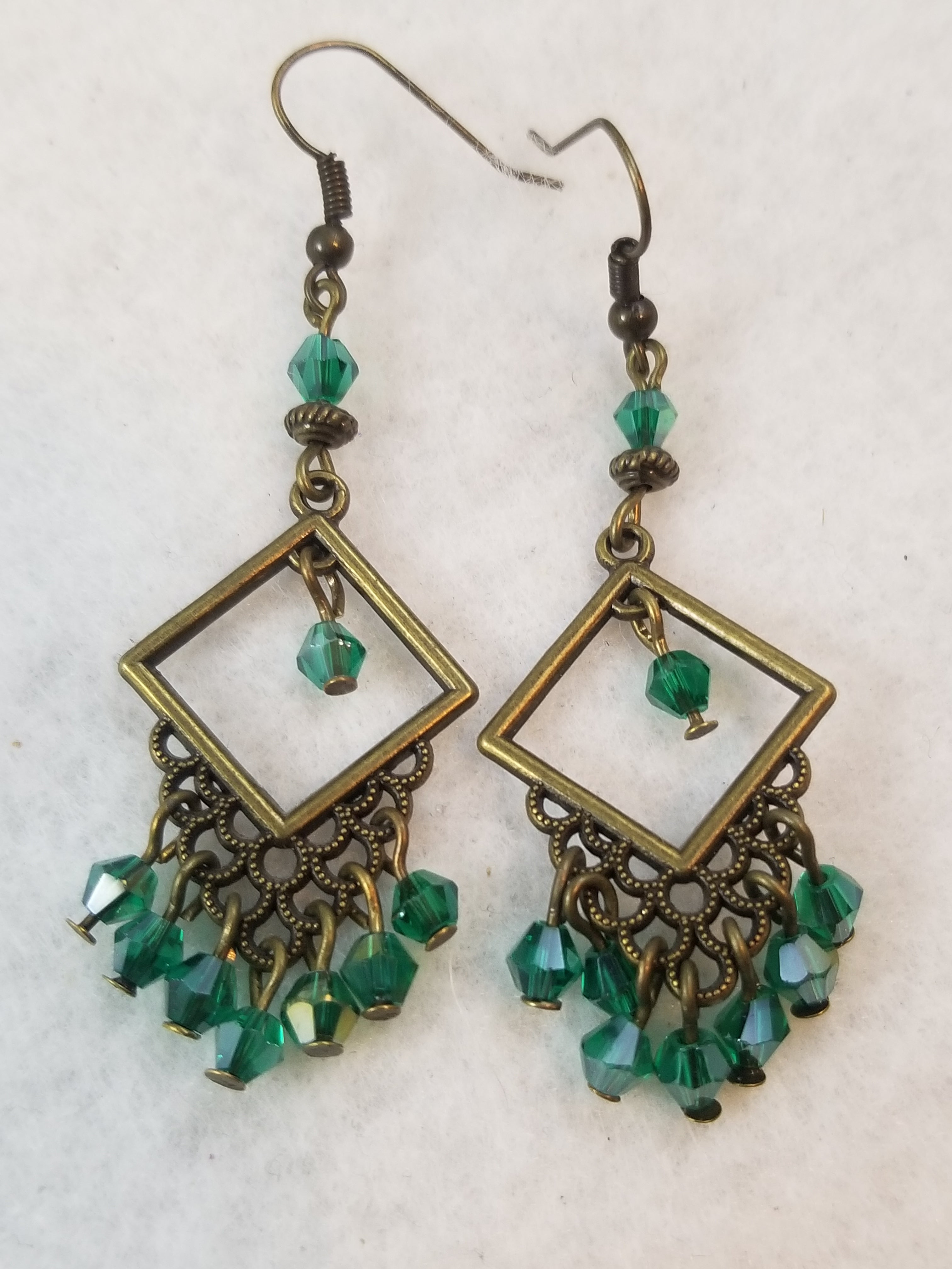Turquois Colored #27 Earrings
