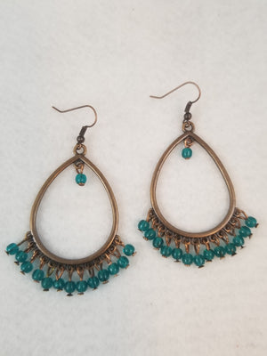 Turquois Colored #29 Earrings