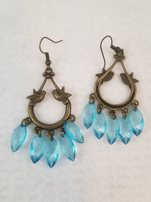 Turquois Colored #31 Earrings