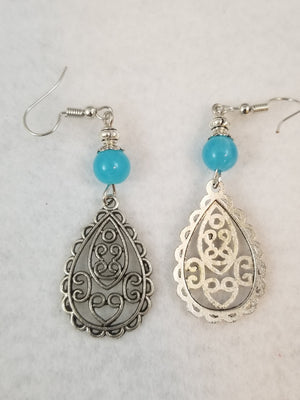 Turquois Colored #32 Earrings