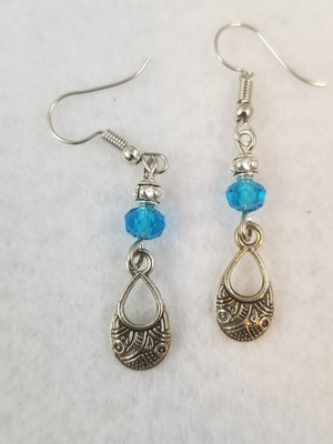Turquois Colored #41 Earrings
