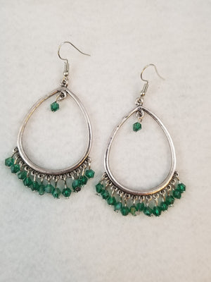 Turquois Colored #48 Earrings