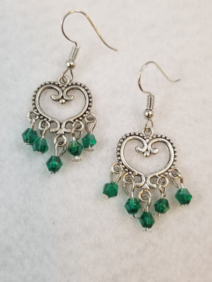 Turquois Colored #49 Earrings