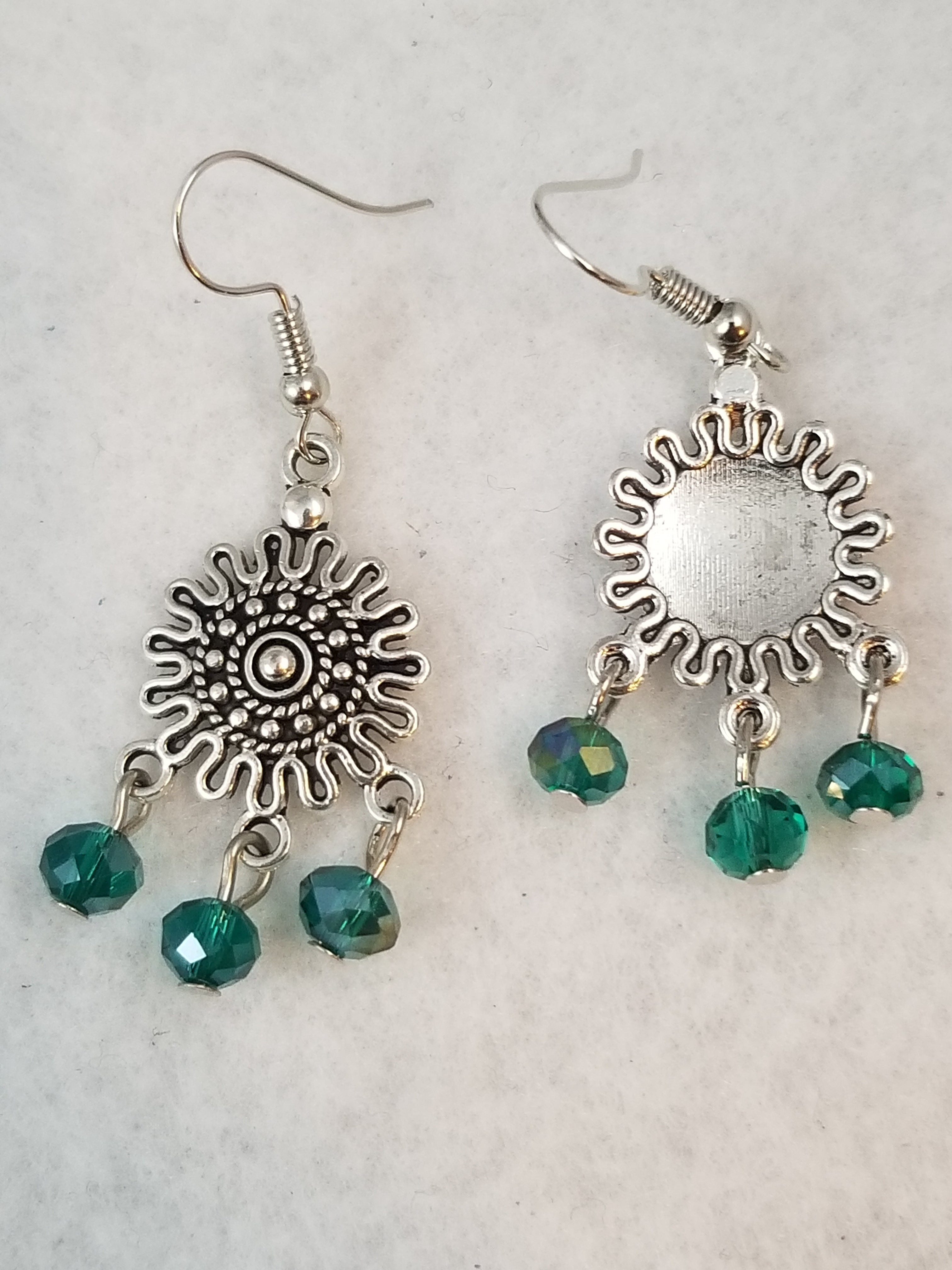 Turquois Color #5 Earrings