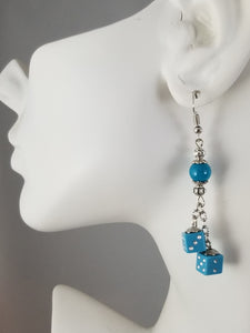 Turquois Color #6 Earrings